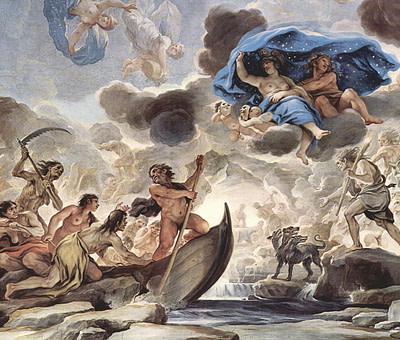 El Hades, El Inframundo