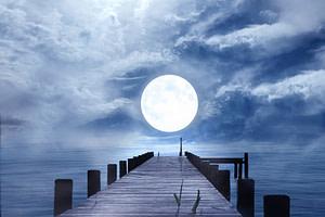 luna de vesak